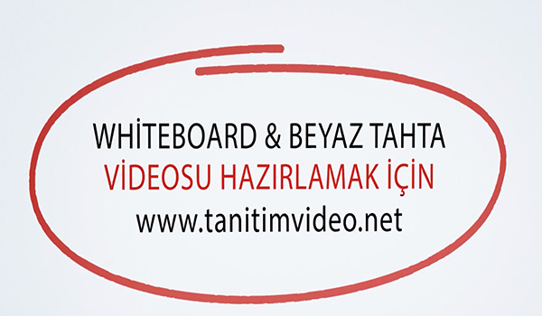 whiteboard video yapma